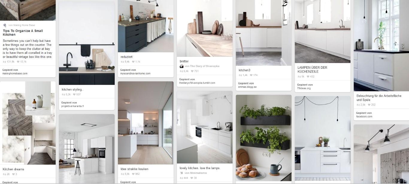 Küchenplanung - design and bloom
